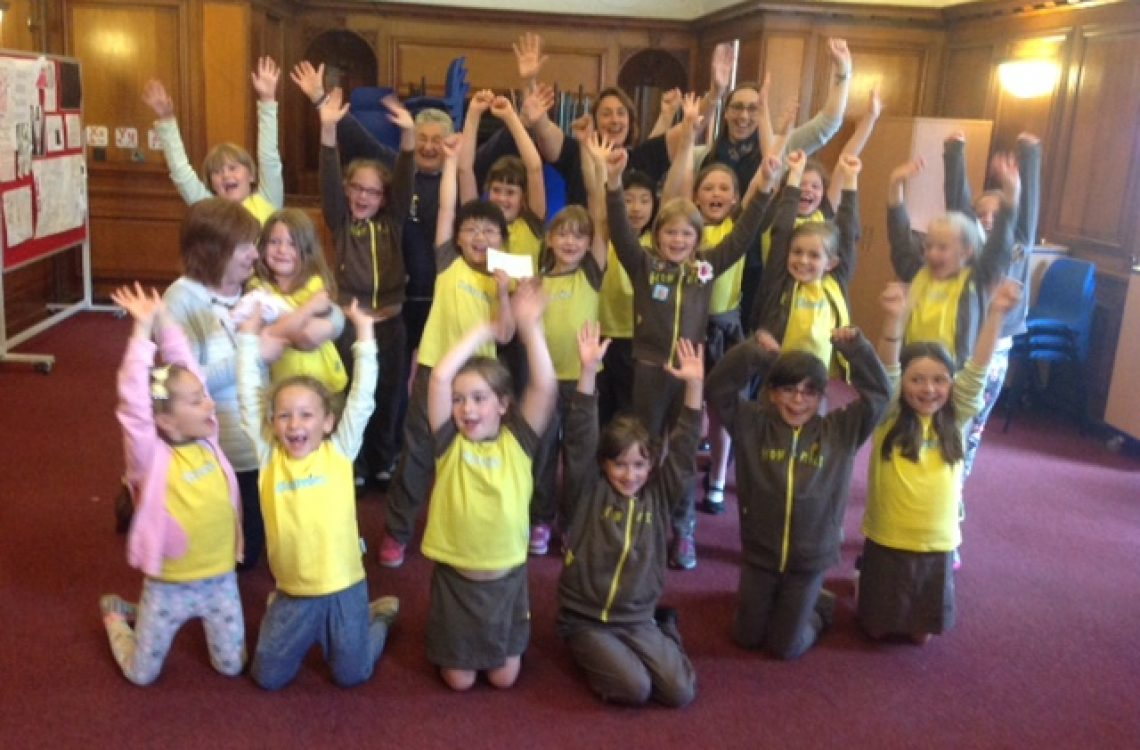 Uttoxeter Brownies